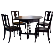 ชุดโต๊ะอาหาร 4 ที่นั่ง (3)