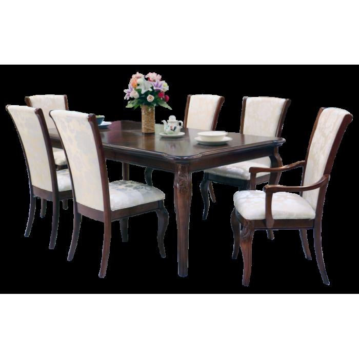 ชุดโต๊ะอาหาร  รุ่น   9215-201160161