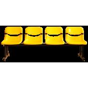 เก้าอี้แถว 4 ที่นั่ง (2)