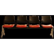 เก้าอี้แถว 4 ที่นั่ง (1)