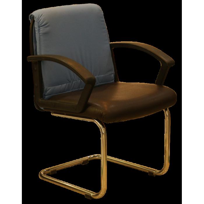 เก้าอี้พนักพิงต่ำ ผ้าฝ้าย รุ่น CA-333D