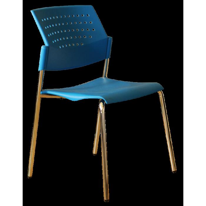 เก้าอี้รับรอง  ไม่มีเท้าแขน รุ่น GD-01